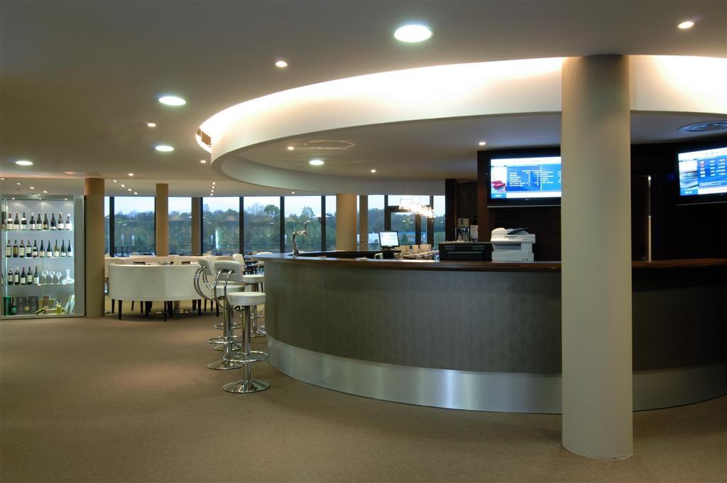 Best Western Palladior Voiron - Lobby