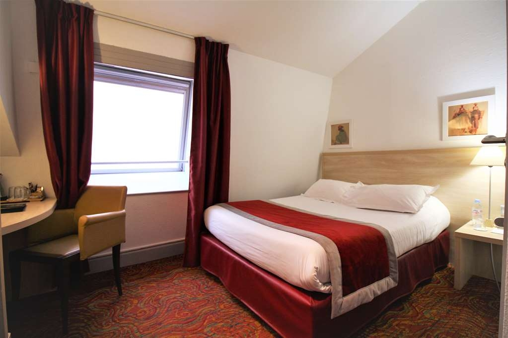 Best Western Saint Antoine - Classic Double Bed Guest Room