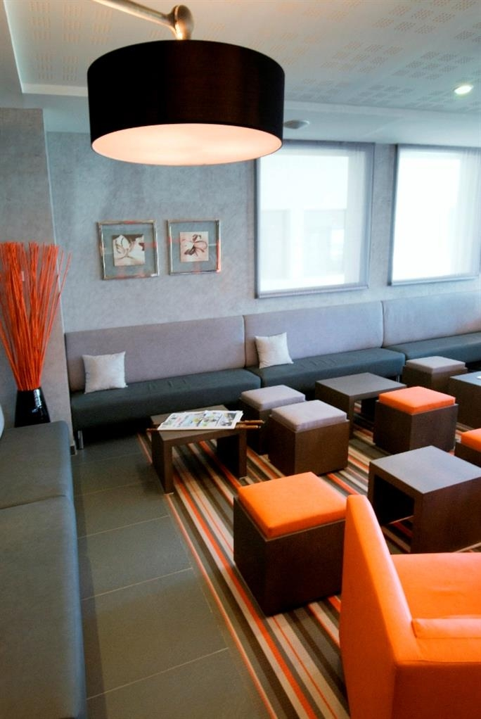Best Western Premier Vieux Port - Hotelhalle