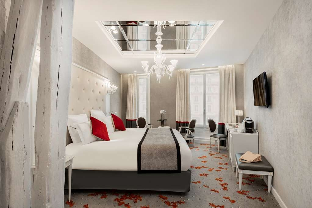 Maison Albar Hotel Opera Diamond, BW Premier Collection - Chambres / Logements