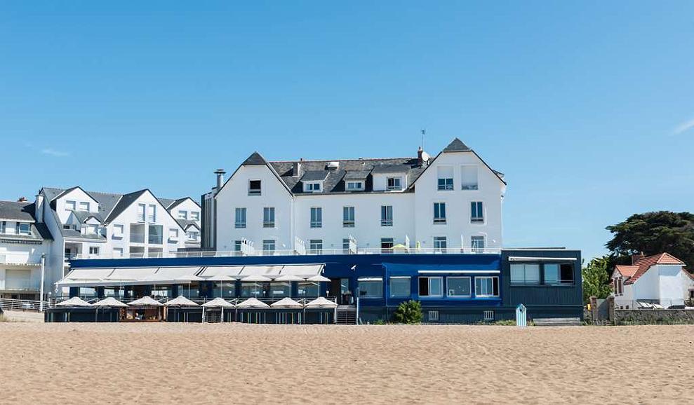 Best Western Hotel De La Plage - Vista exterior