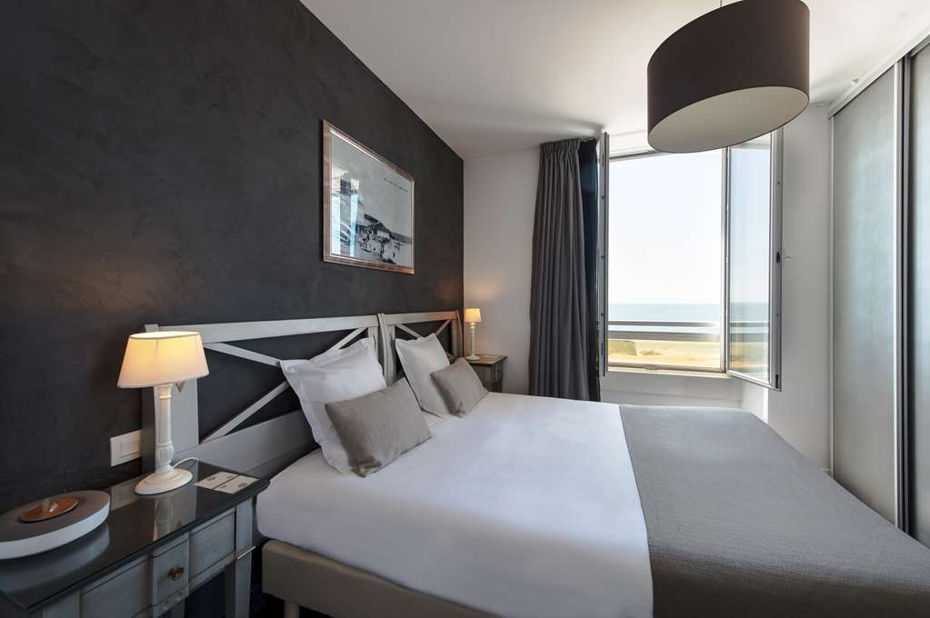 Best Western Hotel De La Plage - Classic Guest Room with Sea View