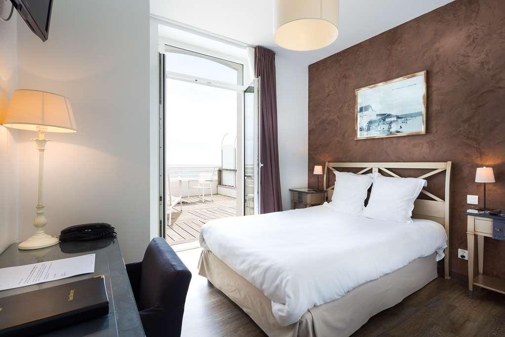 Best Western Hotel De La Plage - Gästezimmer/ Unterkünfte