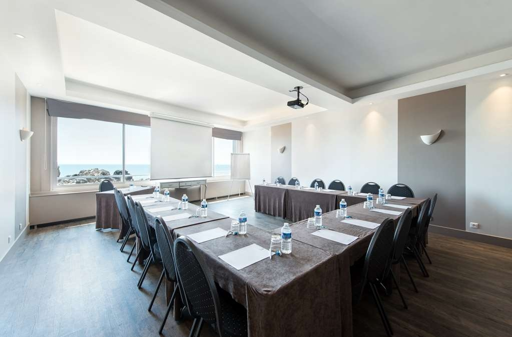 Best Western Hotel De La Plage - Besprechungszimmer