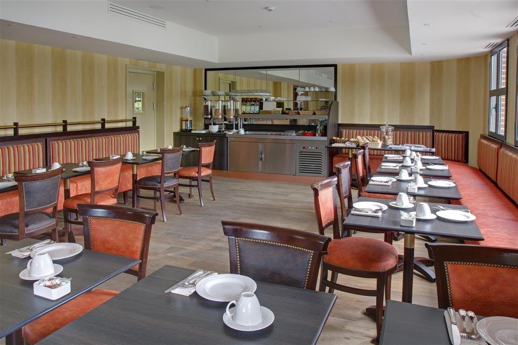 Best Western La Metairie - salle de petit déjeuner