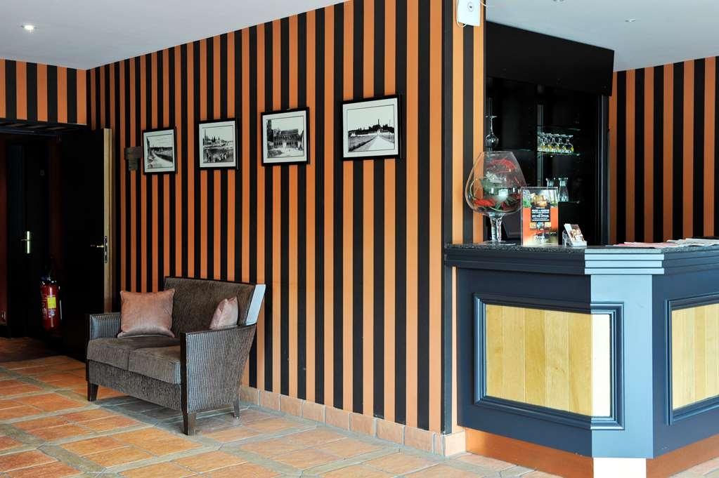 Best Western La Metairie - Vue du lobby