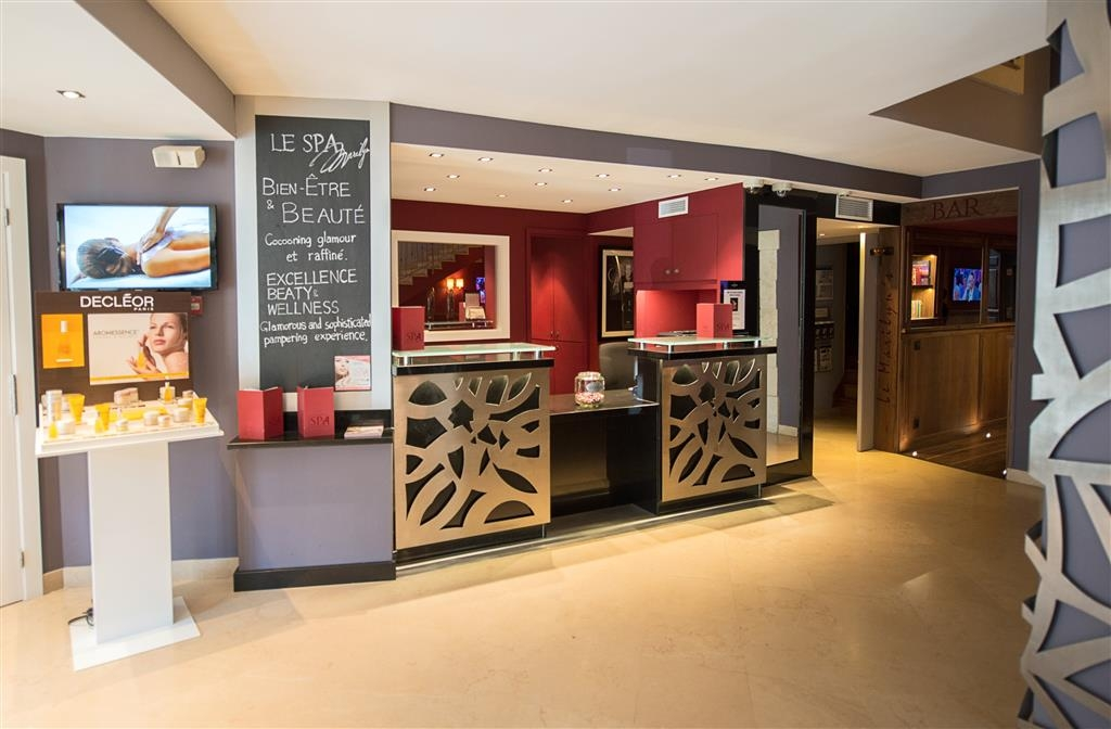 Best Western Plus Cannes Riviera & Spa - Hall