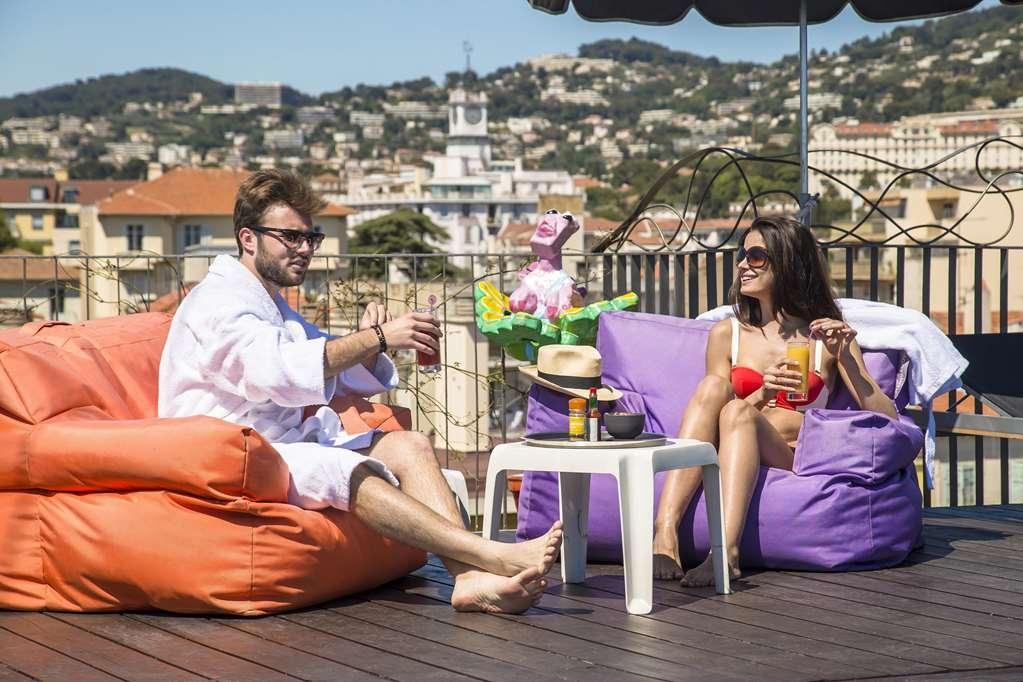 Best Western Plus Cannes Riviera & Spa - Außenansicht