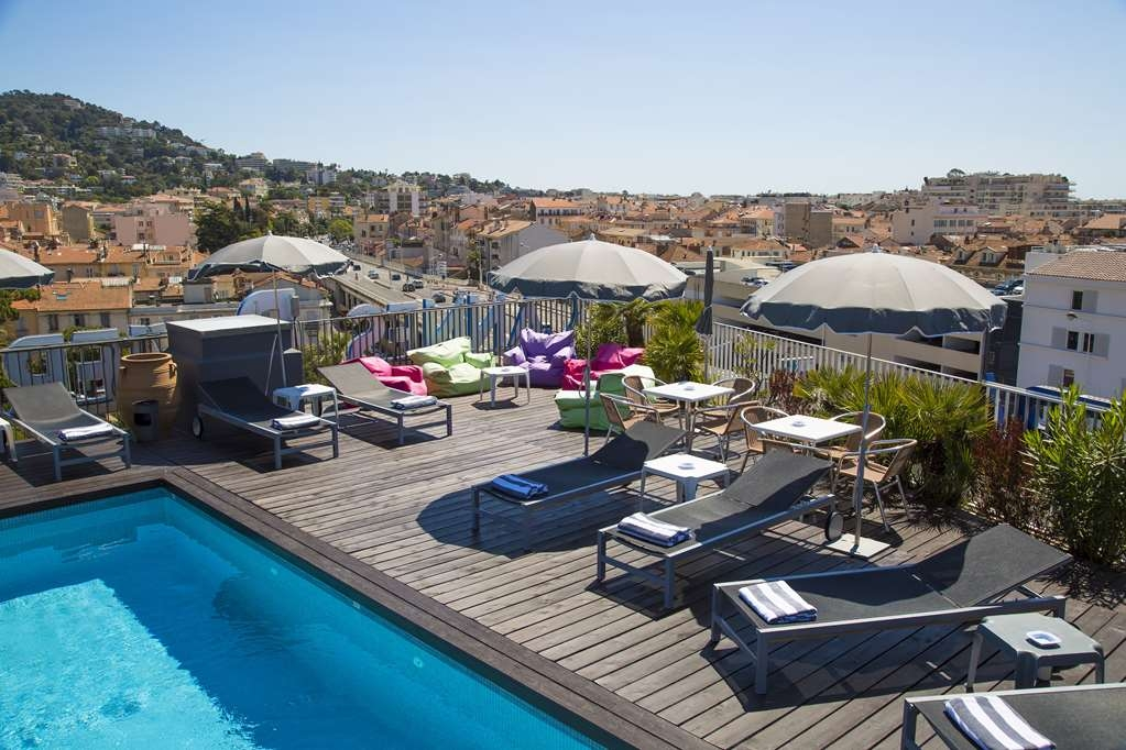 Best Western Plus Cannes Riviera & Spa - Piscina