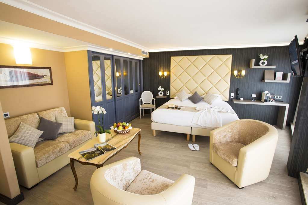 Best Western Plus Cannes Riviera & Spa - Suite
