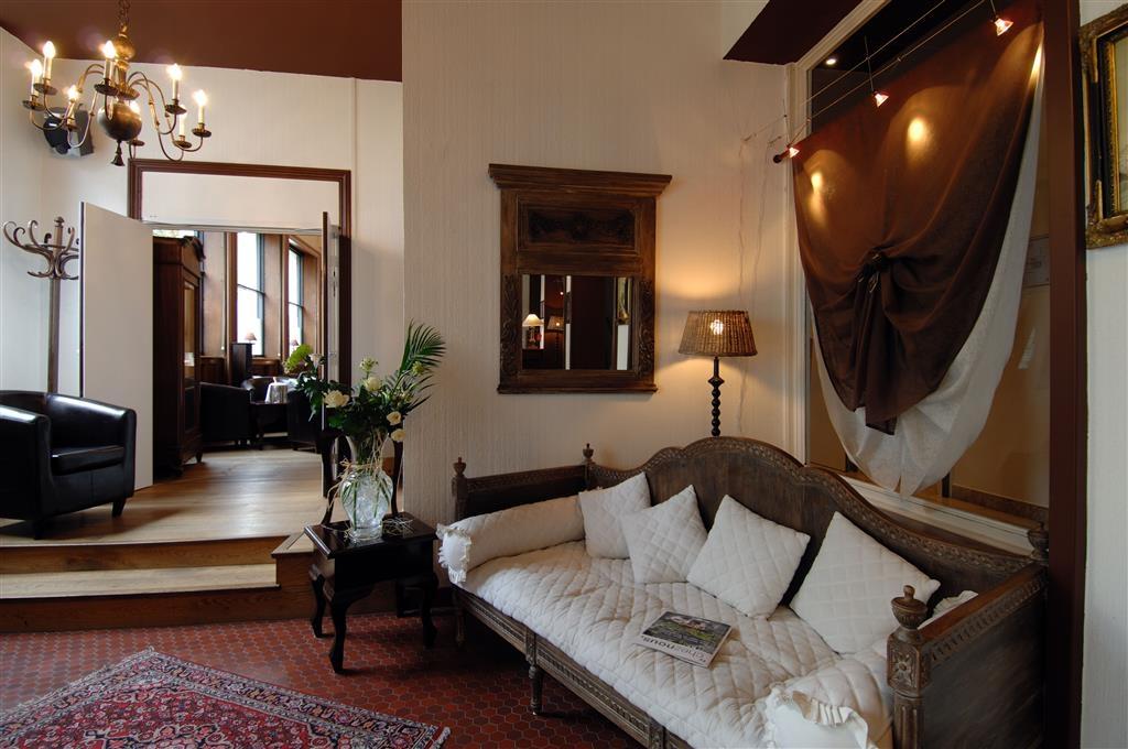 Best Western Hotel de la Bourse - Hotel Lobby