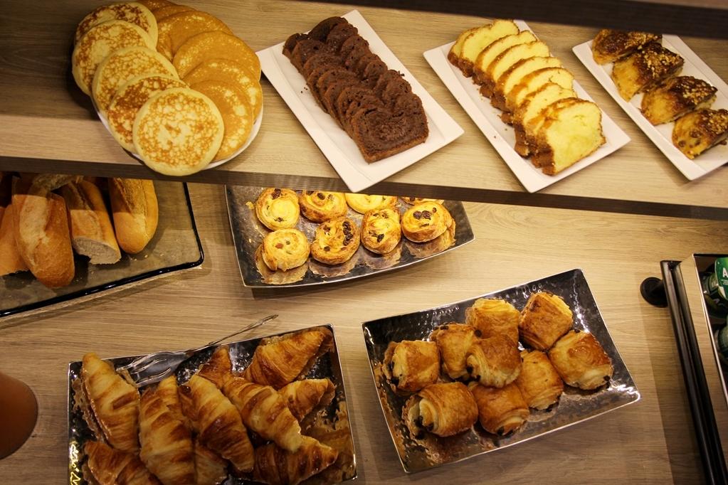Best Western Plus Gare Saint Jean - Restaurant / Gastronomie