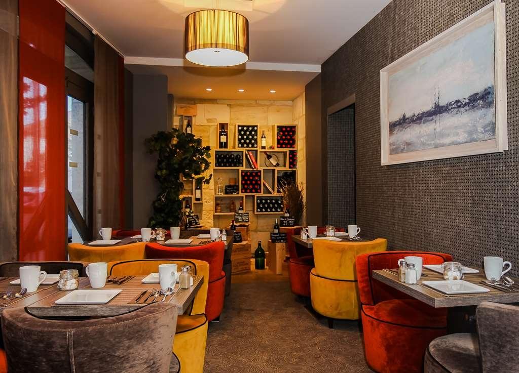 Best Western Plus Gare Saint Jean - Restaurant / Etablissement gastronomique
