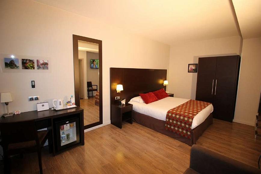 Best Western Hotel des Barolles - Lyon Sud - Gaestezimmer