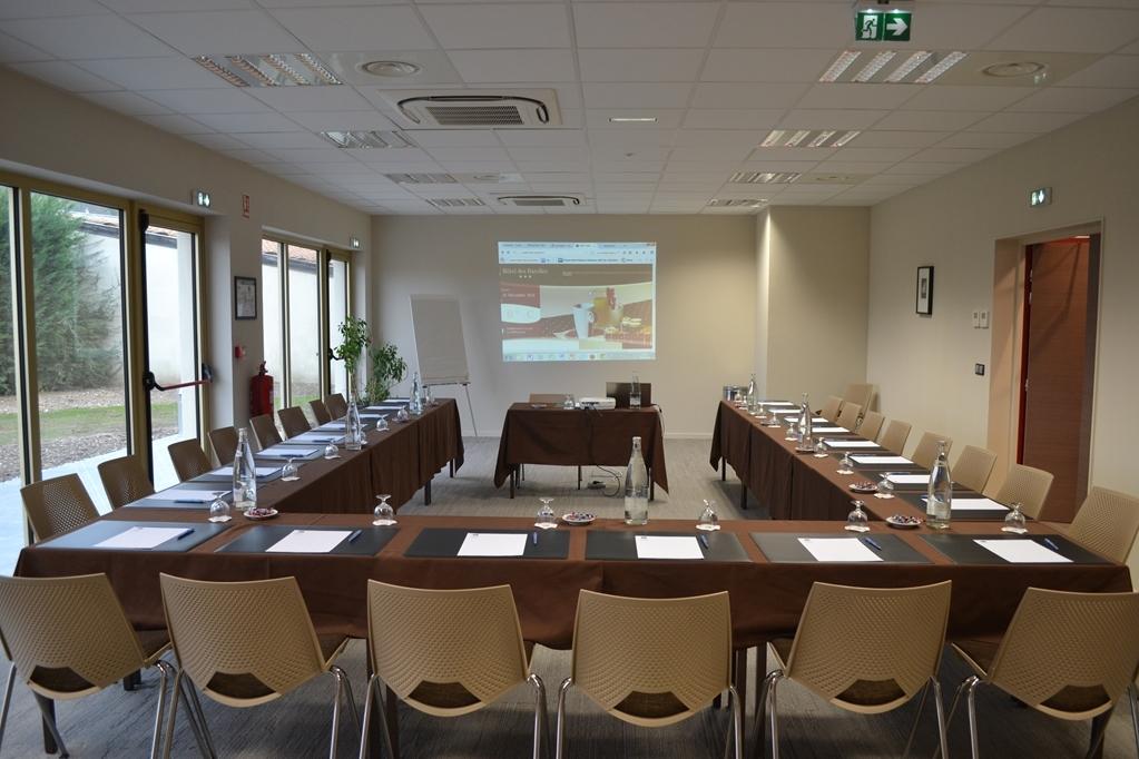Best Western Hotel des Barolles - Lyon Sud - Meeting Room