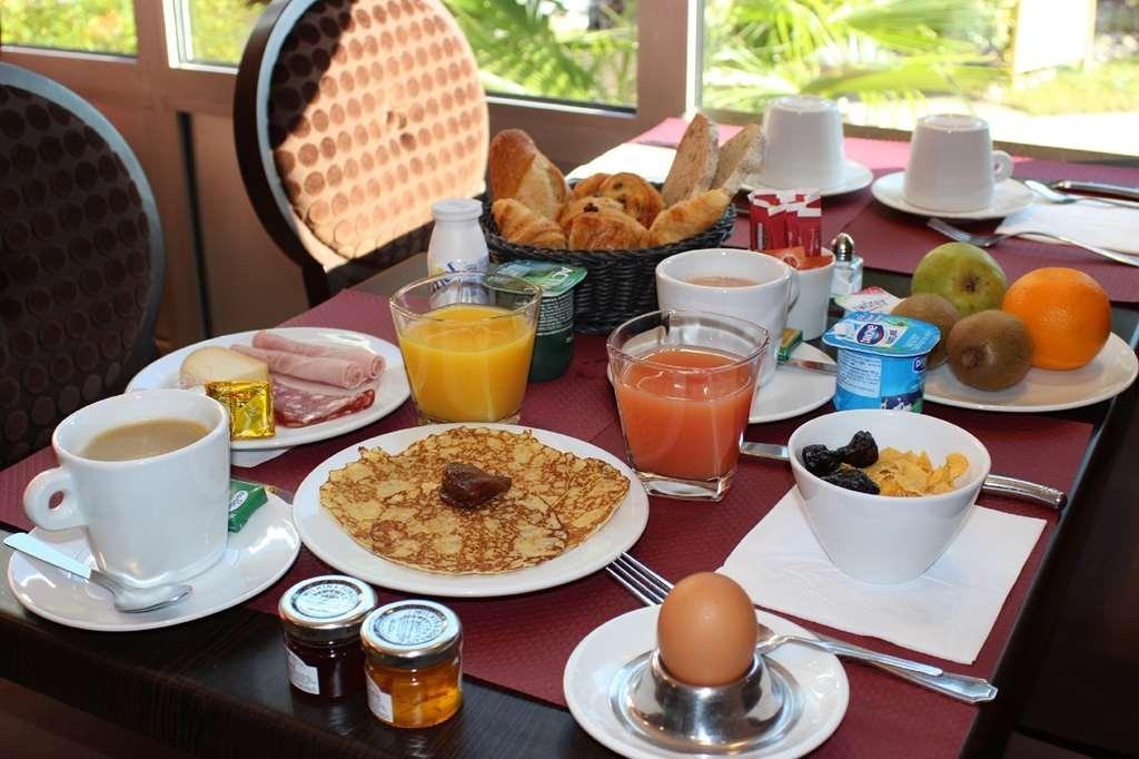 Best Western Hotel des Barolles - Lyon Sud - Breakfast Room