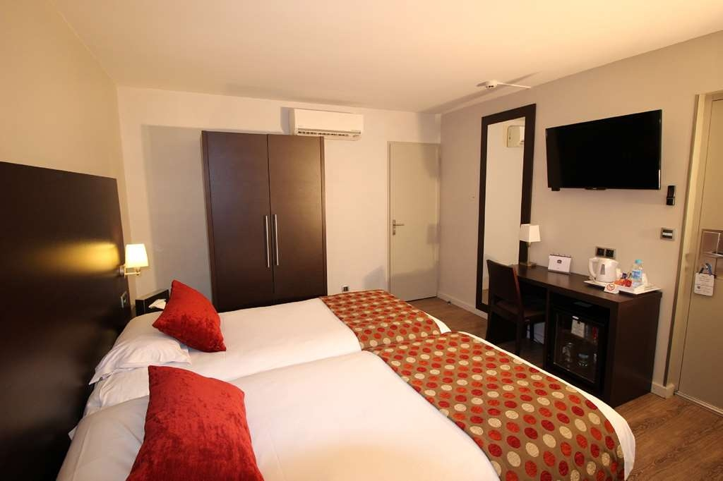 Best Western Hotel des Barolles - Lyon Sud - Habitaciones/Alojamientos
