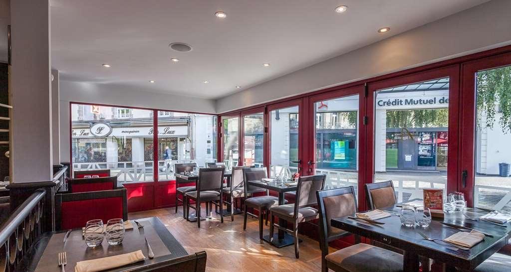 Best Western Le Duguesclin - Restaurante