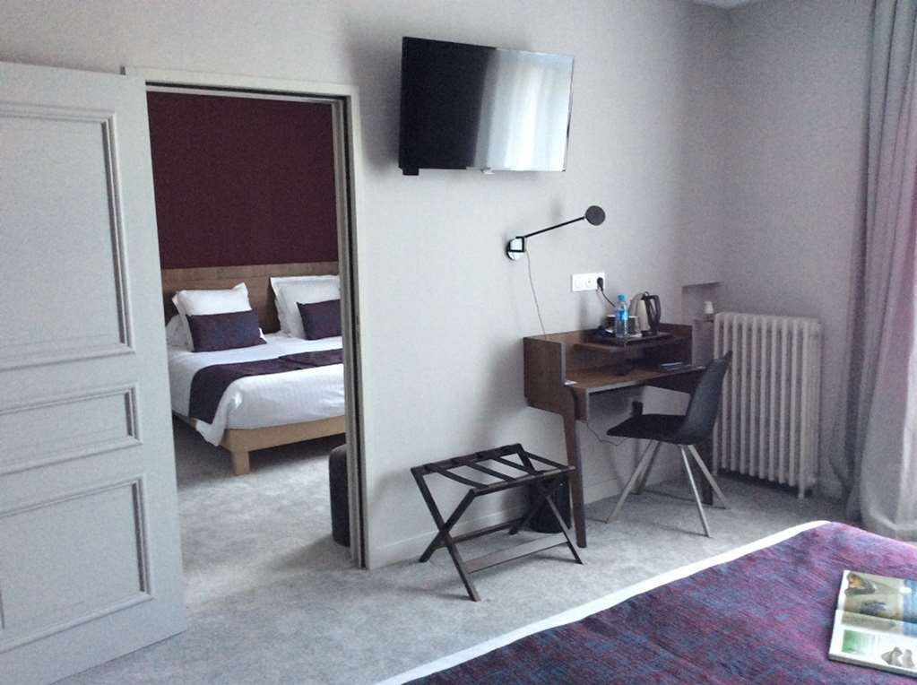 Best Western Le Duguesclin - Guest room
