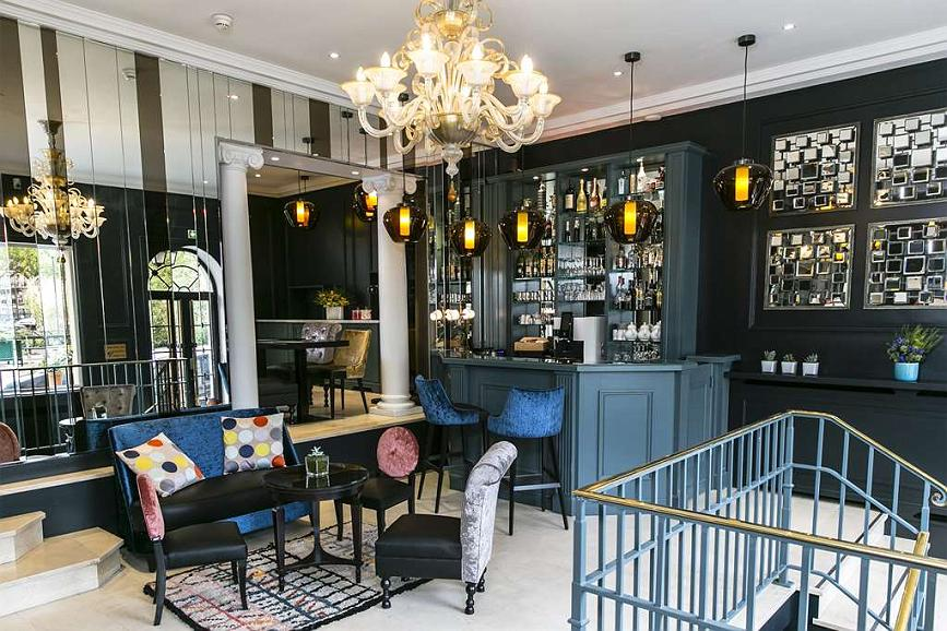 Best Western Plus Hotel de Neuville Arc de Triomphe - Hall