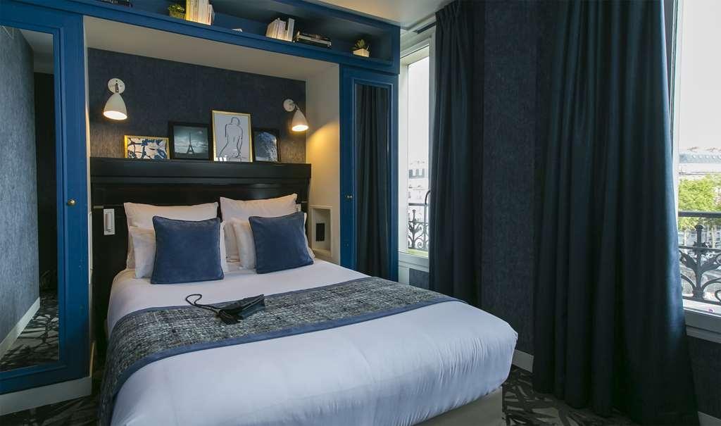 Best Western Plus Hotel de Neuville Arc de Triomphe - Habitaciones/Alojamientos