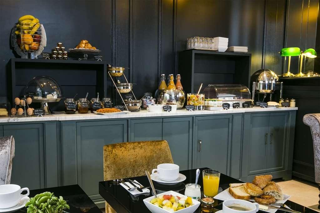 Best Western Plus Hotel de Neuville Arc de Triomphe - Frühstück