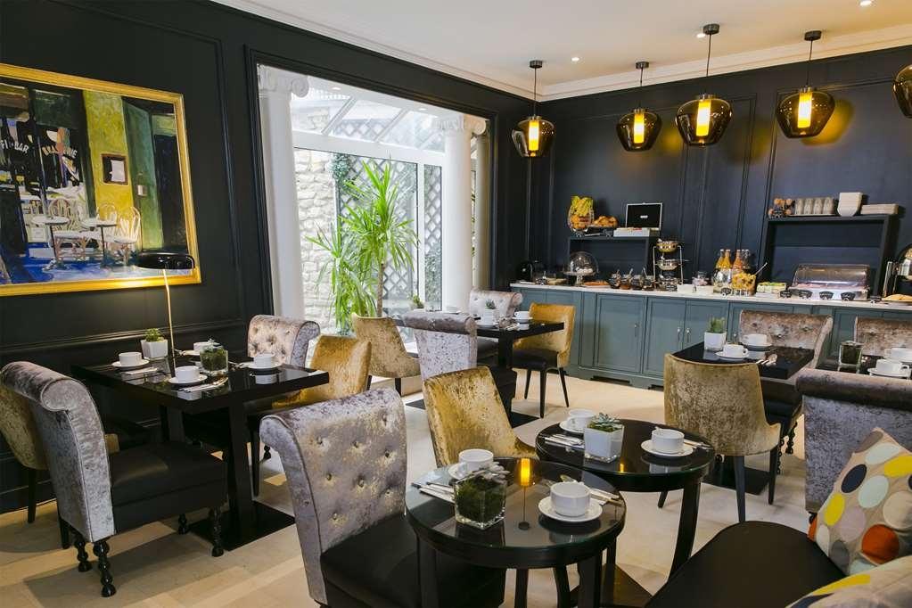 Best Western Plus Hotel de Neuville Arc de Triomphe - Breakfast Area