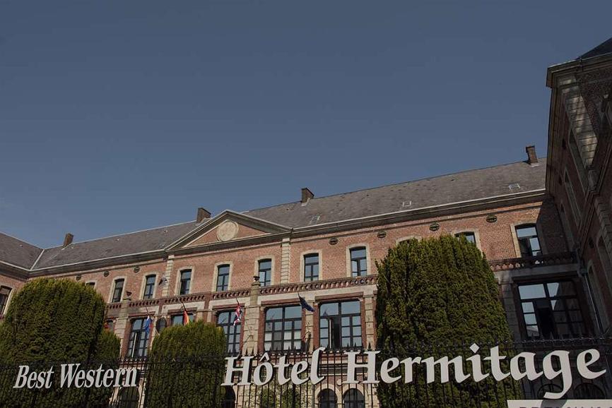 Best Western Hotel Hermitage - Aussenansicht