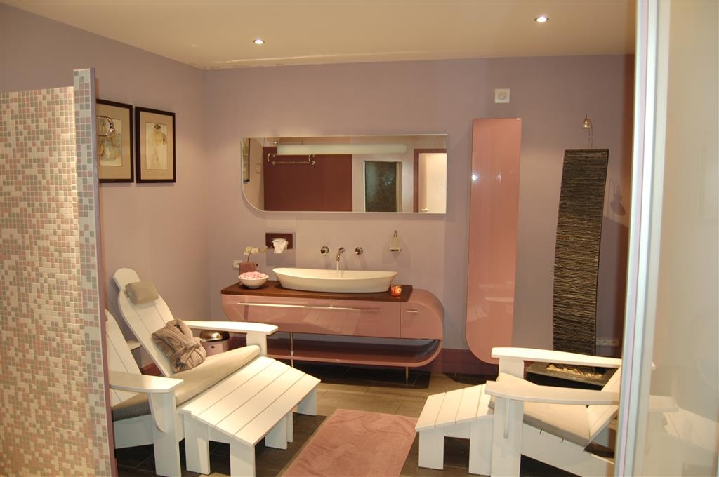 Best Western Hotel Hermitage - Spa Area