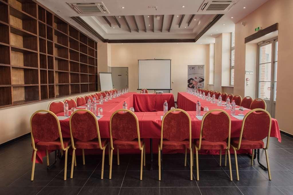Best Western Hotel Hermitage - Salle de réunion