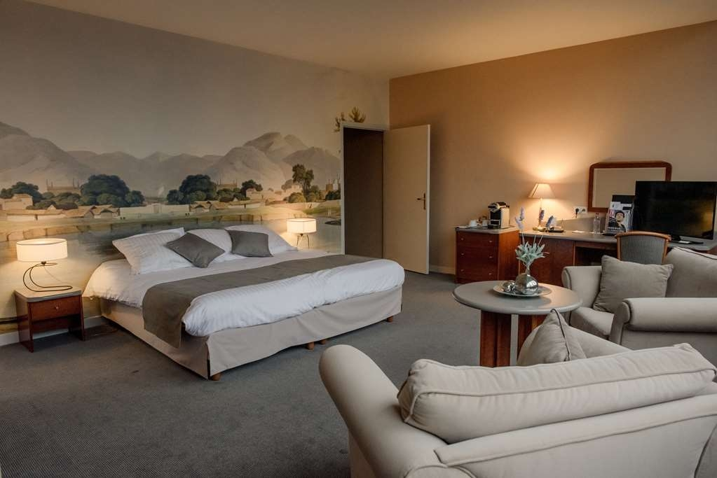 Best Western Hotel Hermitage - Chambres / Logements