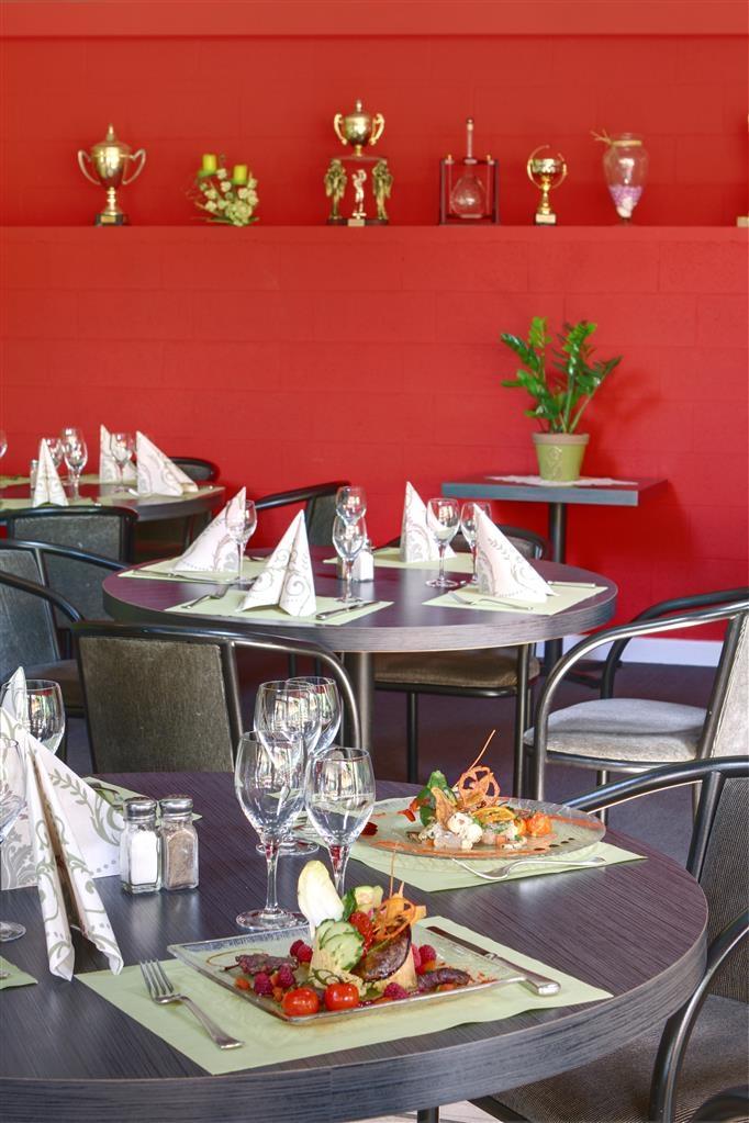 Best Western Golf d'Albon - Restaurant