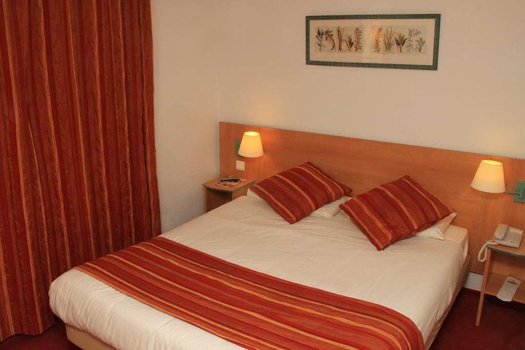 Best Western Hotel Uzes Pont Du Gard - Chambre à grand lit