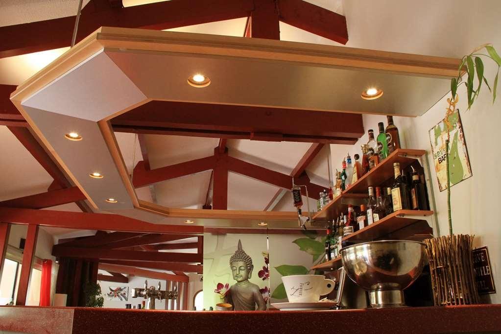 Best Western Hotel Uzes Pont Du Gard - Restaurante