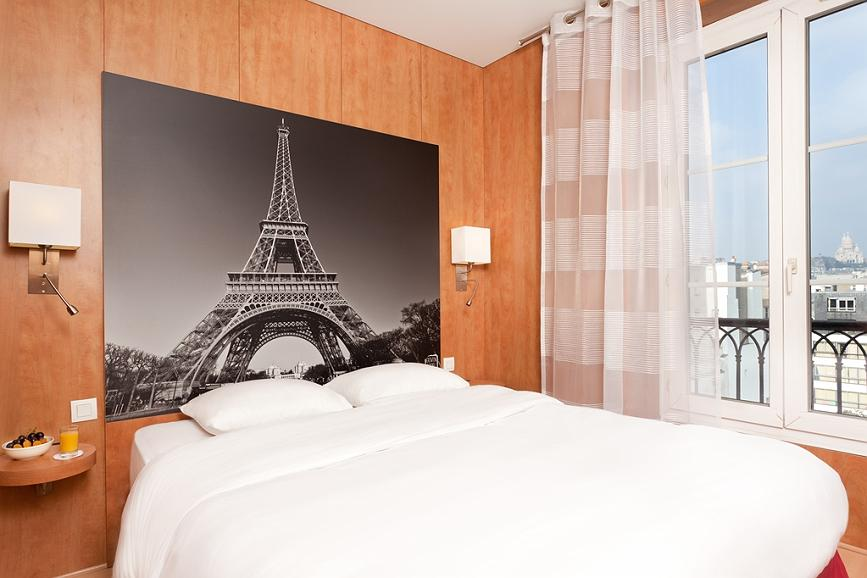 Hotel Best Western Hotel Ronceray Opera, Paris