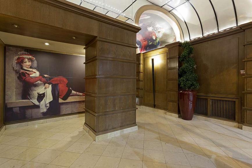Best Western Hotel Ronceray Opera - Vista del vestíbulo