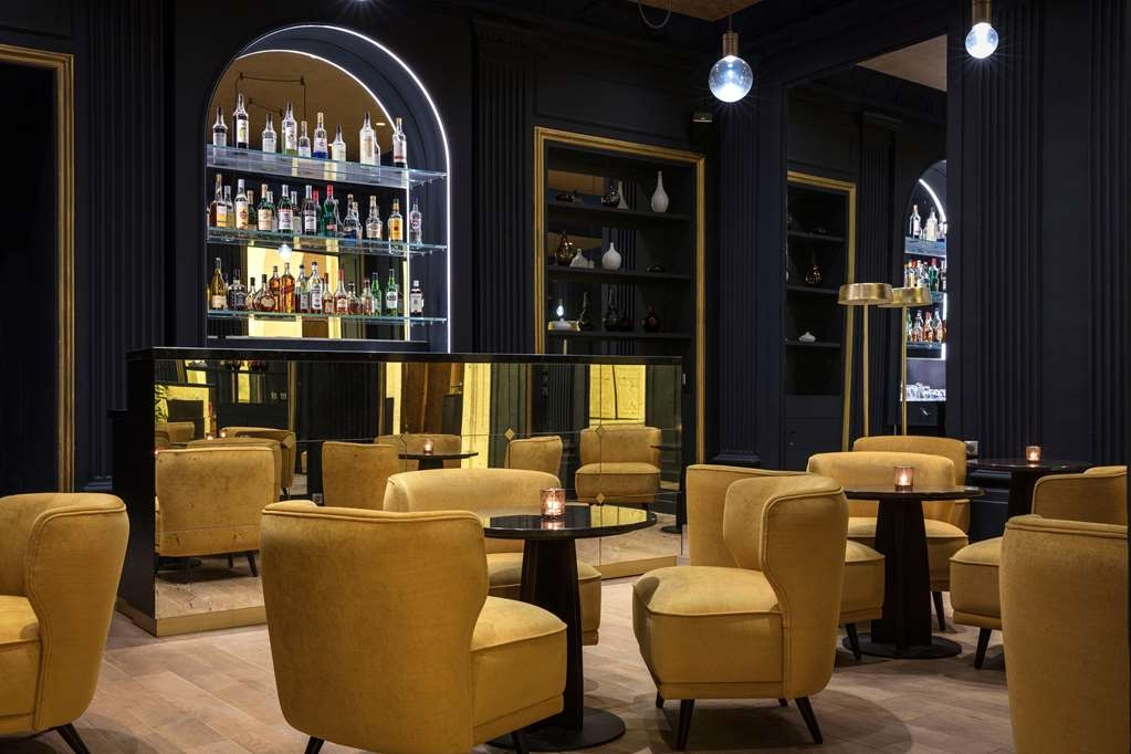 Best Western Hotel Ronceray Opera - Bar/Lounge