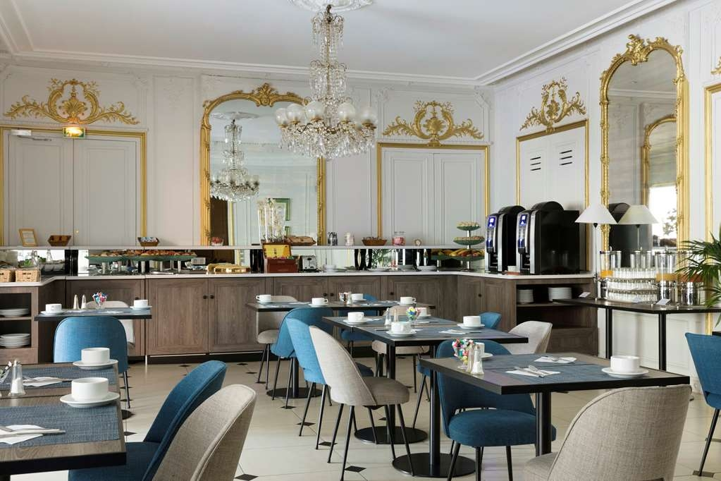 Best Western Hotel Ronceray Opera - continental de luxe gratuits.