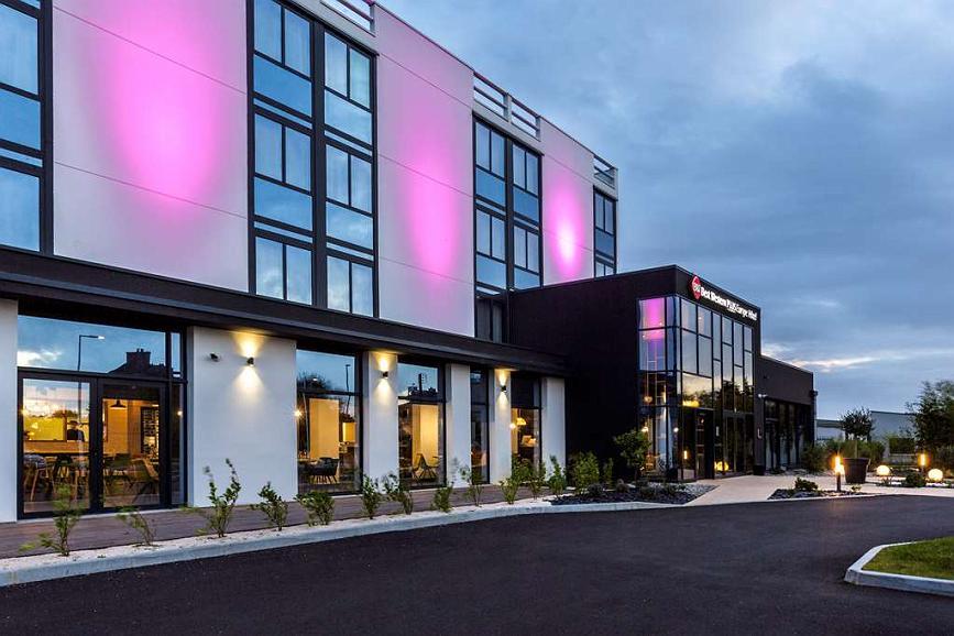 Best Western Plus Europe Hotel - Vista exterior