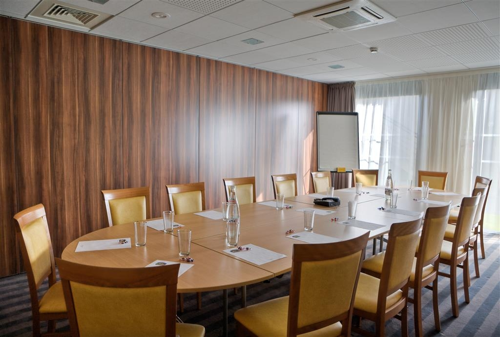 Best Western Europe Hotel - Salas de reuniones