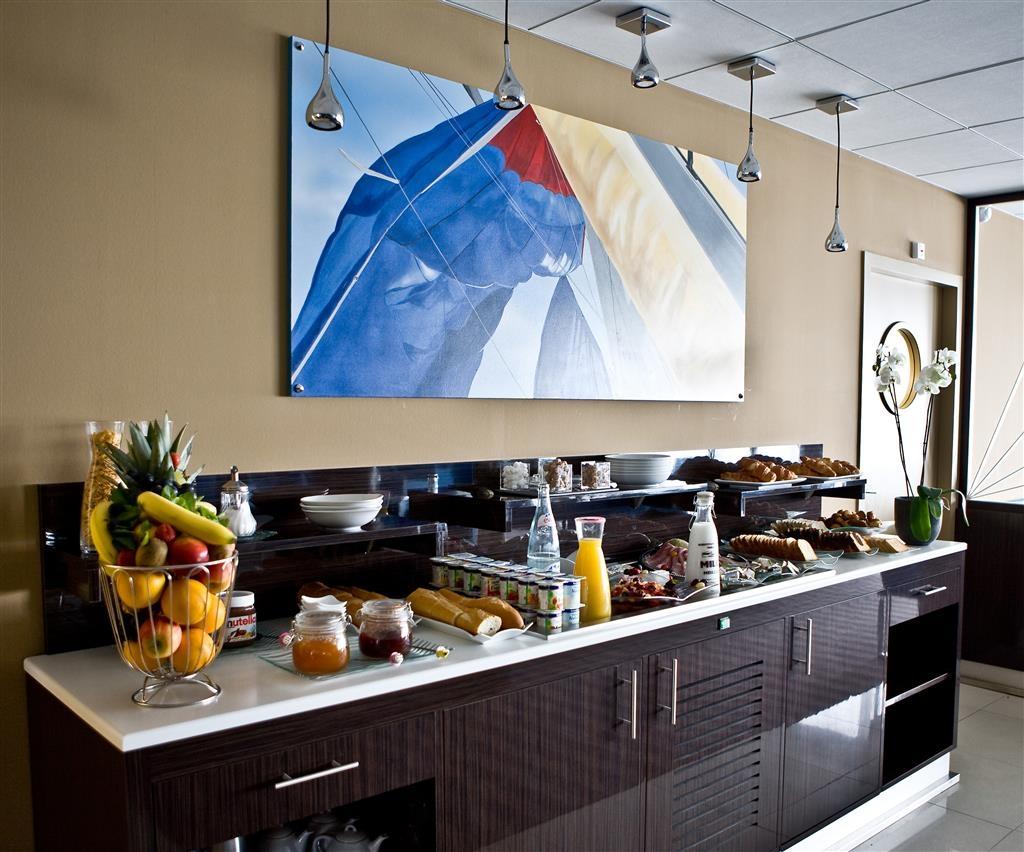 Best Western Europe Hotel - Zona de desayunos
