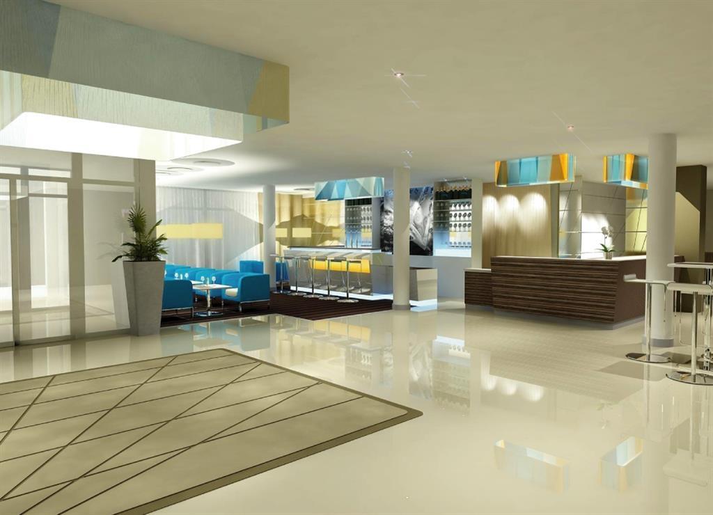 Best Western Europe Hotel - Foyer