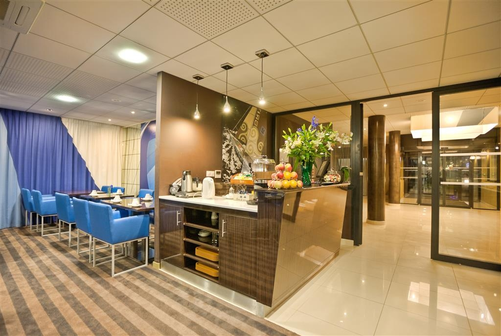 Best Western Europe Hotel - Frühstücksbereich