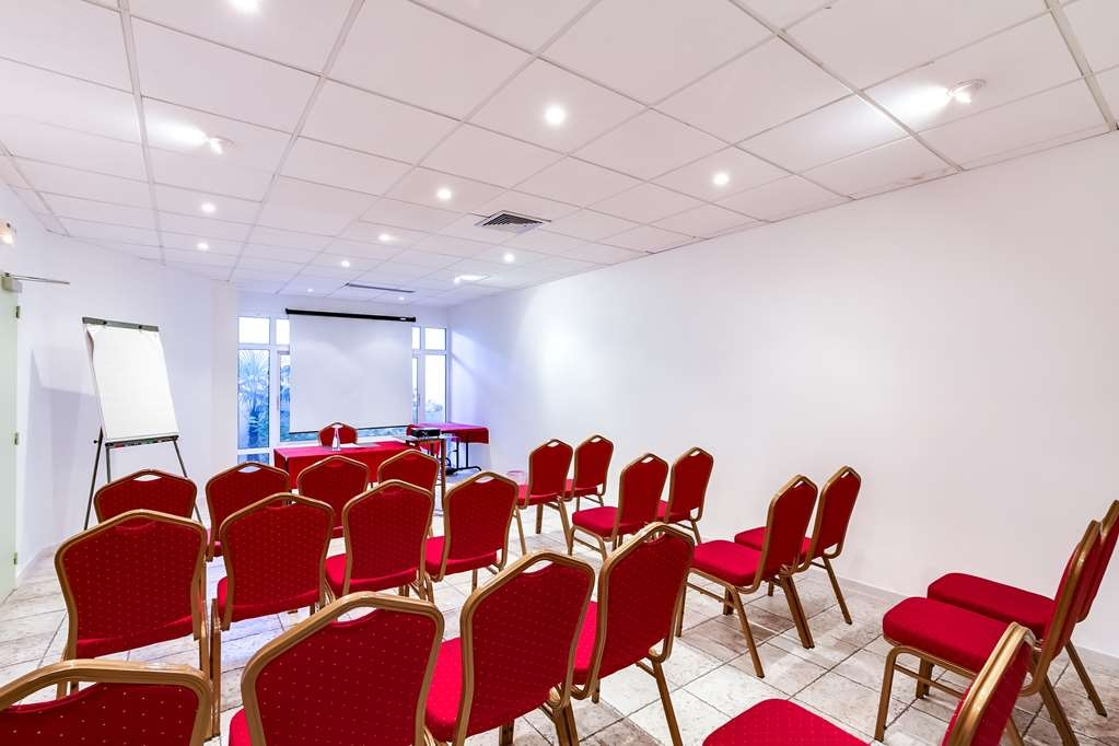 Best Western Hotel Paradou Mediterranee - Salle de réunion