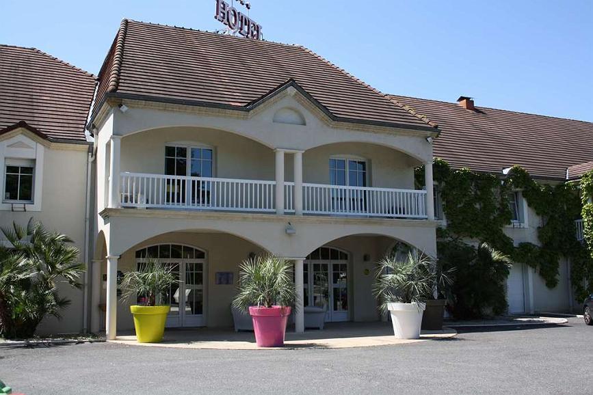 Sure Hotel by Best Western la Palmeraie - Vue extérieure