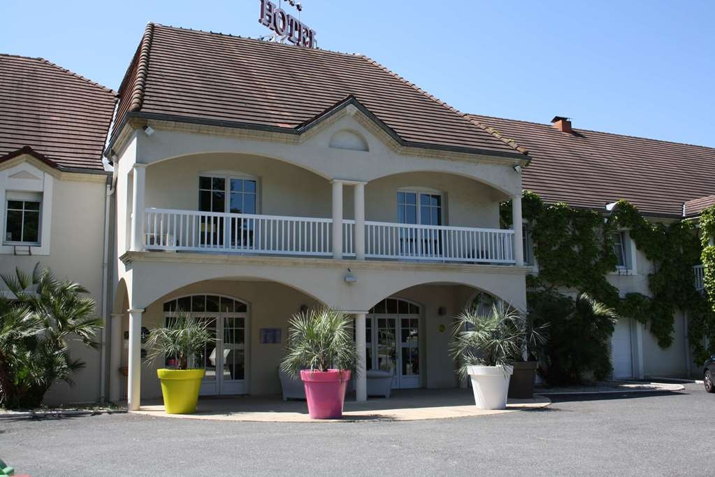 Sure Hotel by Best Western la Palmeraie - Facciata dell'albergo