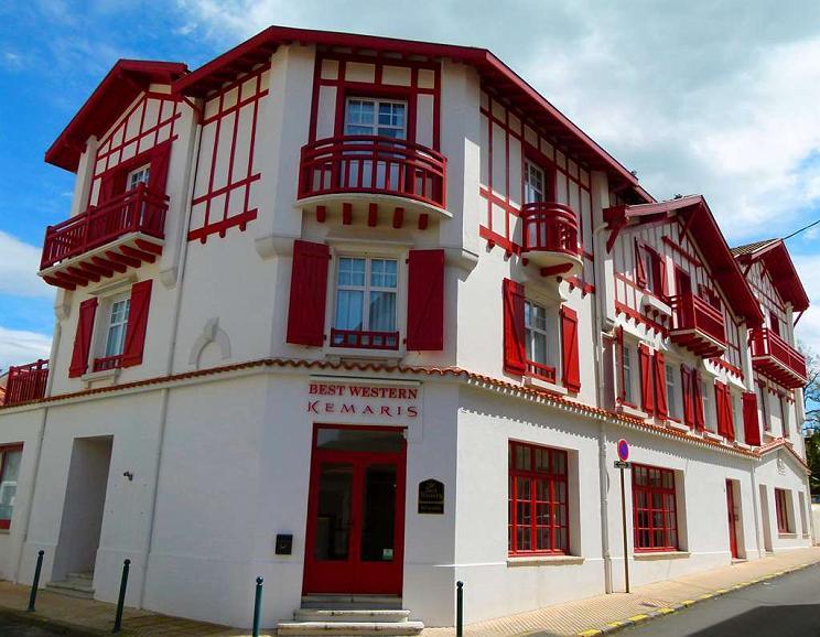 hotel Biarritz buchen | Best Western Kemaris