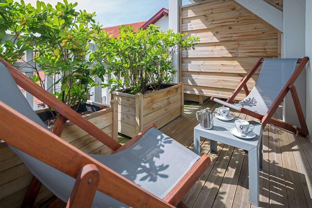 Best Western Kemaris - superior terrasse