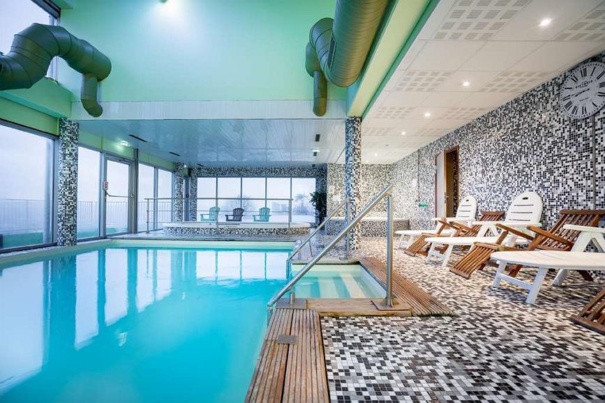 Best Western Hotel Ile de France - Spa