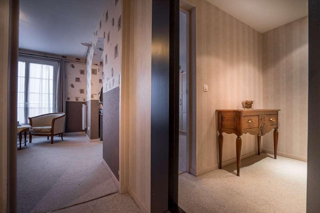 Best Western Hotel Ile de France - chambres Salle de Bain